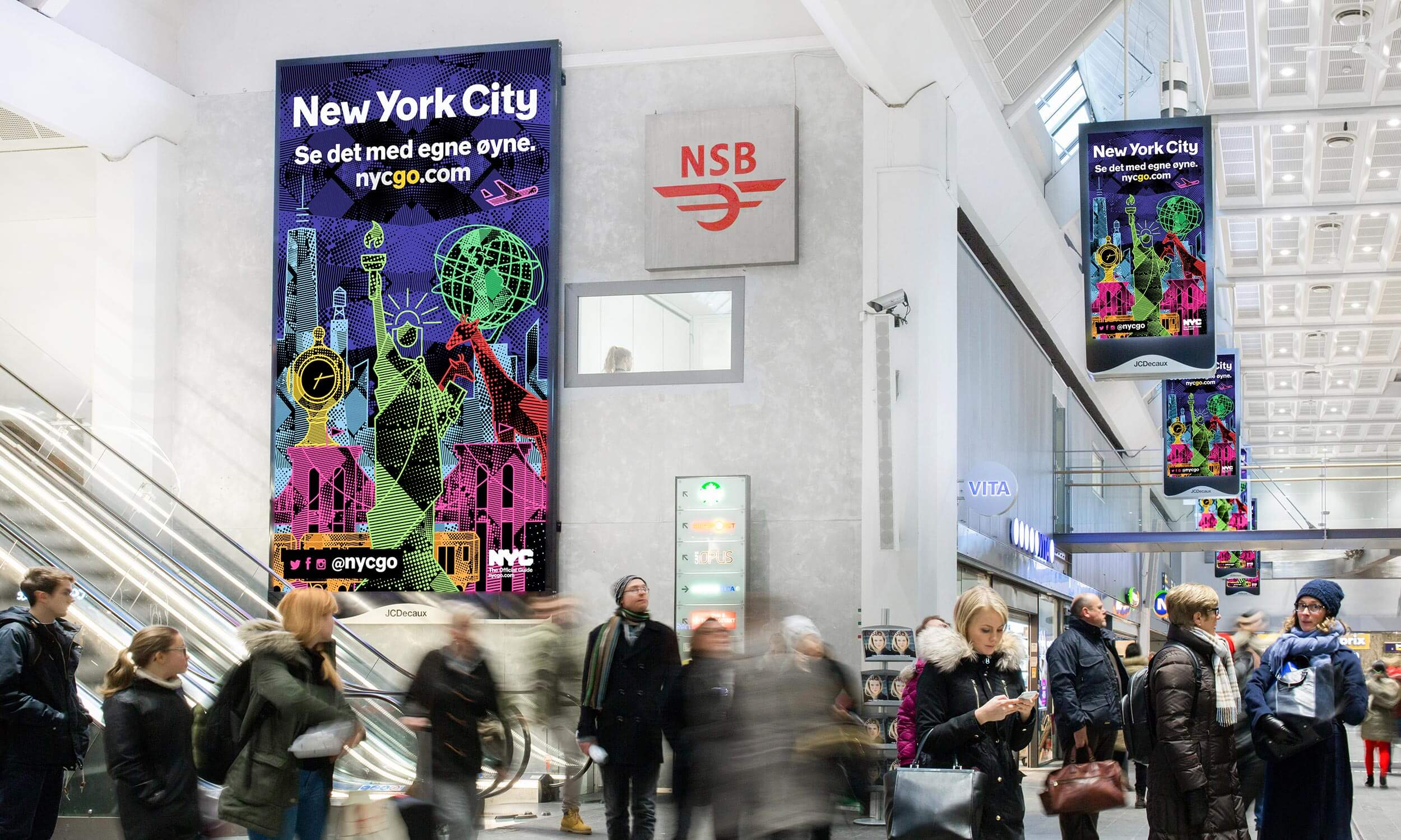 NYC Travel Campaign